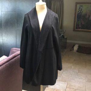 Neon Buddha Cotton black jacket